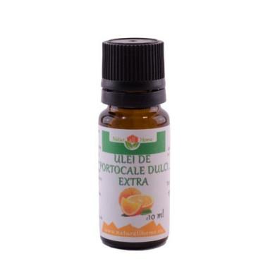 Ulei esențial extra puternic de portocale dulci, 10 ml