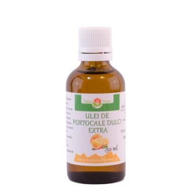 Ulei esențial extra puternic de portocale dulci, 50 ml