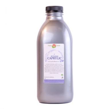 Ulei de Caprylic-fractionat - 1000 ml