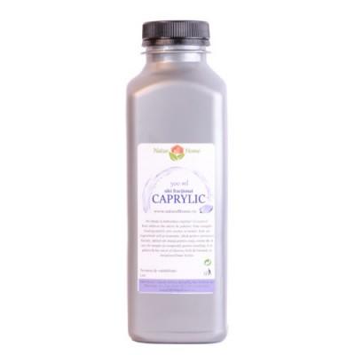 Ulei de Caprylic-fractionat - 500 ml