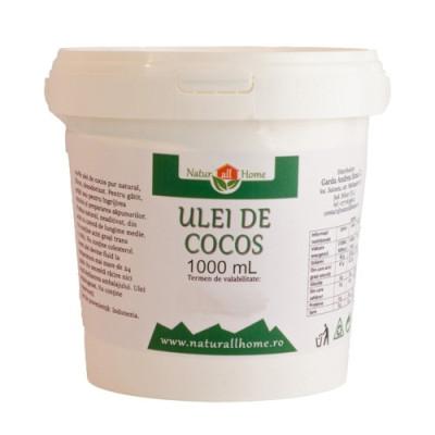 Ulei de Cocos 1000 ml la găleată