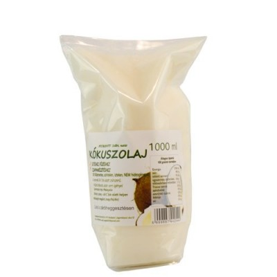 Ulei de Cocos 1000 ml - punga