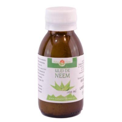 Ulei de neem presat la rece, 100ml