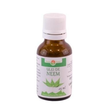 Ulei de neem presat la rece, 25 ml
