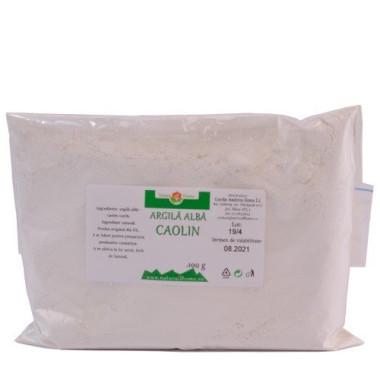 Argilă albă- Caolin 100 g