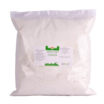 Argilă albă - Caolin 500 g