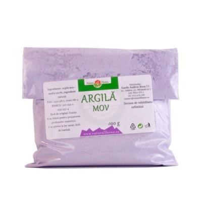 Argilă Mov - Caolin - Illite 100 g