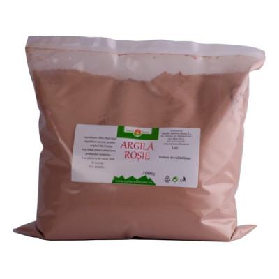 Argilă roșie superfină 1000 g