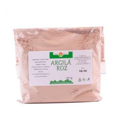 Argilă roz- Caolin - Illite 100 g