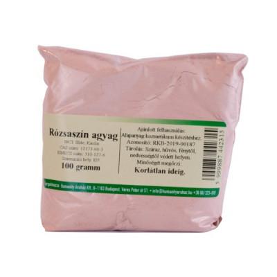 Argilă roz intens - Caolin - Illite 100 g