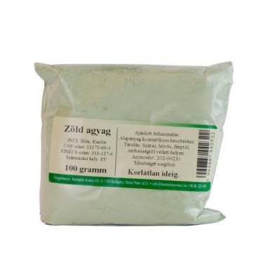 Argilă verde- Illite 100 g