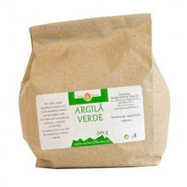 Argilă verde- Illite - Caolin 500 g