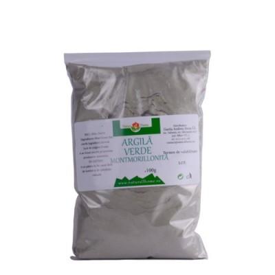Argilă verde montmorillonită 100 g