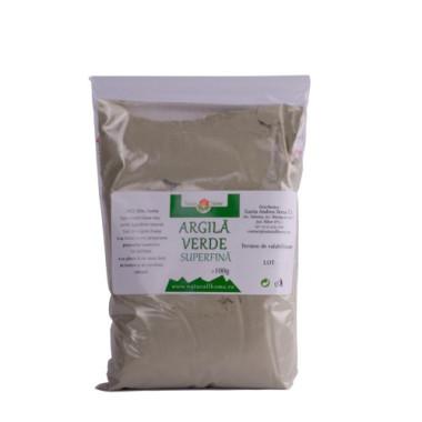Argilă verde- Illite - Caolin 100 g
