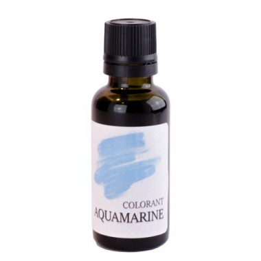 Colorant cosmetic Aquamarine 30ml