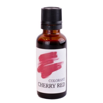 Colorant cosmetic Cherry Red 30ml