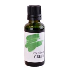 Colorant cosmetic Green 30ml