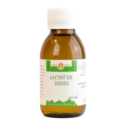 Lactat de sodiu - 100 ml