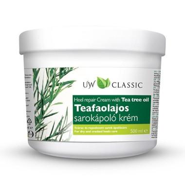 Cremă cu ulei de arbore de ceai 500ml