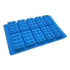 Formă de silicon Cuburi de construcții- 10 cavități