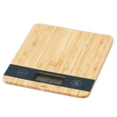 Cântar de bucătărie din bambus, 5kg