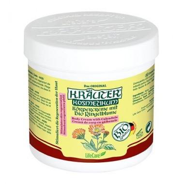 Crema de corp cicatrizanta, cu galbenele BIO Kräuter®