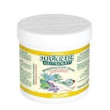 Cremă de picioare pentru imbunătățirea circulației, cu vita de vie și plante BIO Krauter®
