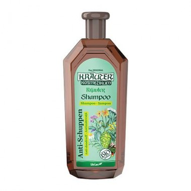 Șampon antimătreață cu extract din plante  BIO Krauter® 500ml