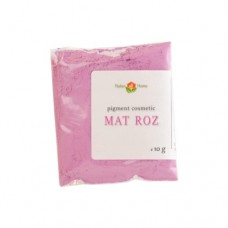 Pigment cosmetic mat roz 10g
