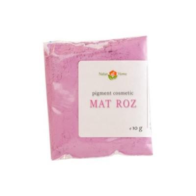 Pigment cosmetic mat roz 10g