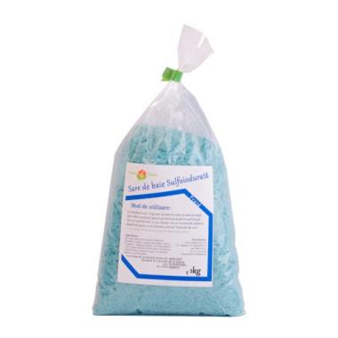 Sare de baie Sulfoiodurată - salina Praid- 1kg