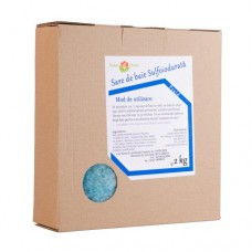 Sare de baie Sulfoiodurată - salina Praid- 2kg