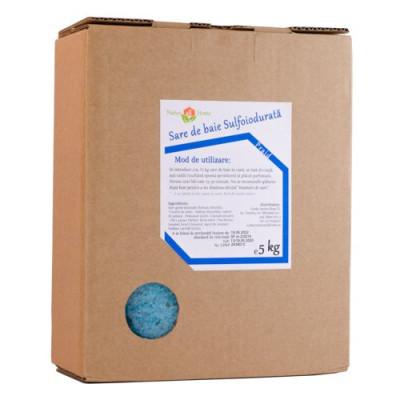 Sare de baie Sulfoiodurată - salina Praid- 5kg