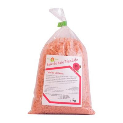 Sare de Baie Trandafir - salina Praid - 1kg