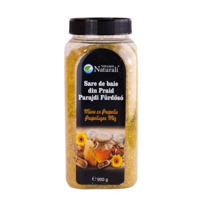 Sare de baie din Praid- Miere cu Propolis - 900 g