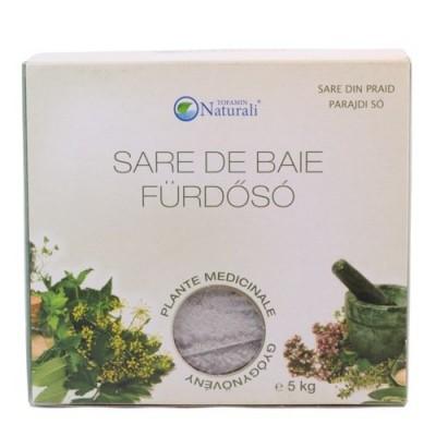 Sare de baie Plante Medicinale -Praid- 5kg