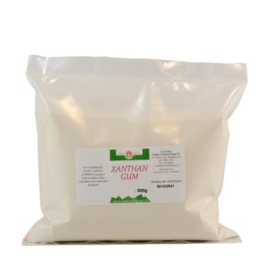 Gumă de Xanthan 500g alimentar