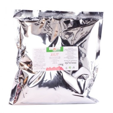 XYLITOL, XILIT, -Zahăr din plante- 500 g