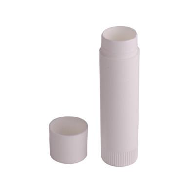 Recipient pentru balsam de buze alb 6ml