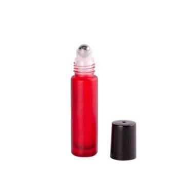 Sticluță ROȘU cu Roll-on de 10 ml