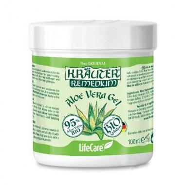 Gel de Aloe Vera BIO Kräuter® 100ml