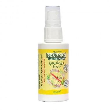 Spray protector cu plante împotriva insectelor BIO Kräuter® 50ml